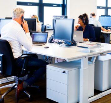 Callcenter software voor klantenservice medewerkers