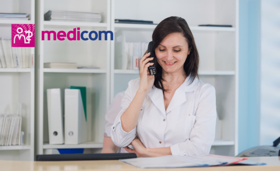 Medicom koppeling met ContactSuite